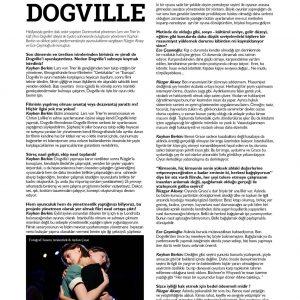 Aksi Dergisi Ekim Sayısı