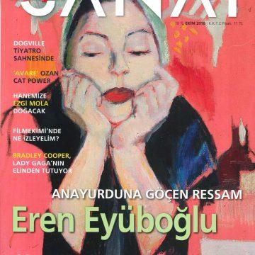 Milliyet Sanat Ekim Sayısı